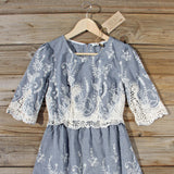 Cumulus Chambray Dress: Alternate View #2