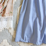 Chambray Shadows Dress: Alternate View #3