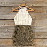 Champagne & Lace Dress: Alternate View #4