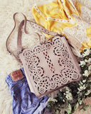 Chelan Lace Tote: Alternate View #1