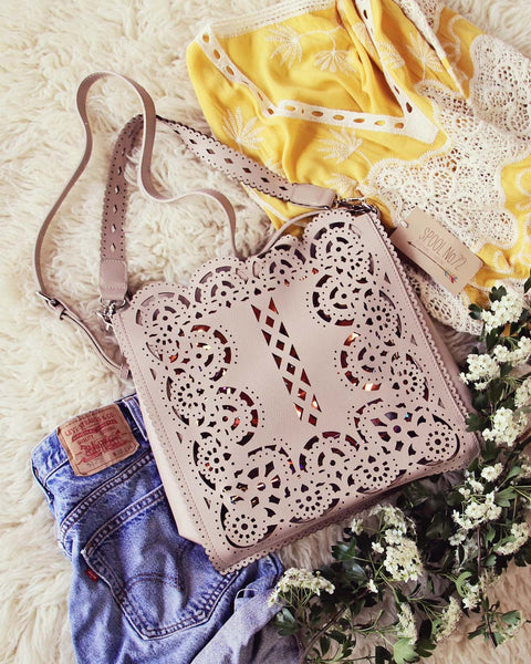 Chelan Lace Tote: Featured Product Image