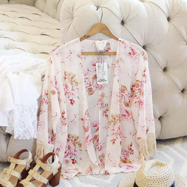 Cherokee Rose Duster: Featured Product Image