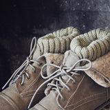Chimney Cozy Sweater Boots: Alternate View #3
