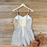 Chino Hills Romper: Alternate View #4