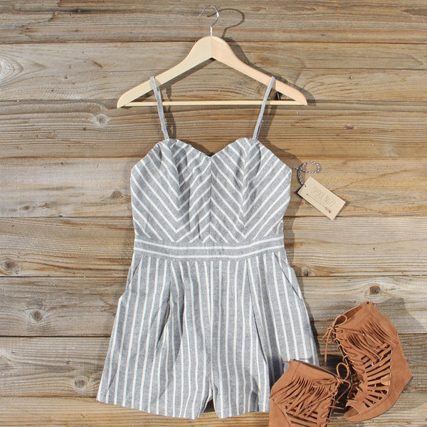 Chino Hills Romper: Featured Product Image