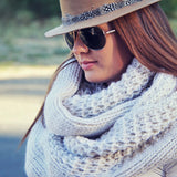 The Fable Knit Scarf: Alternate View #2