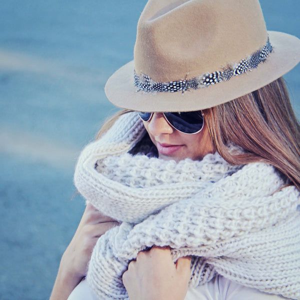 The Fable Knit Scarf: Featured Product Image