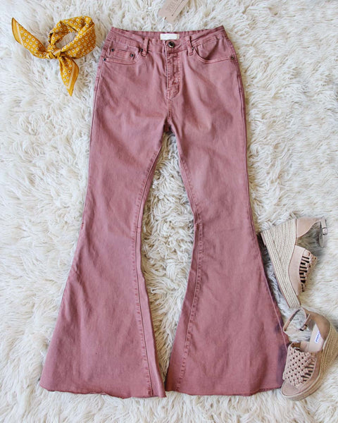 Claire Flare Pants: Featured Product Image
