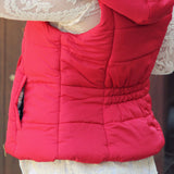 Cle Elum Vest in Red: Alternate View #4