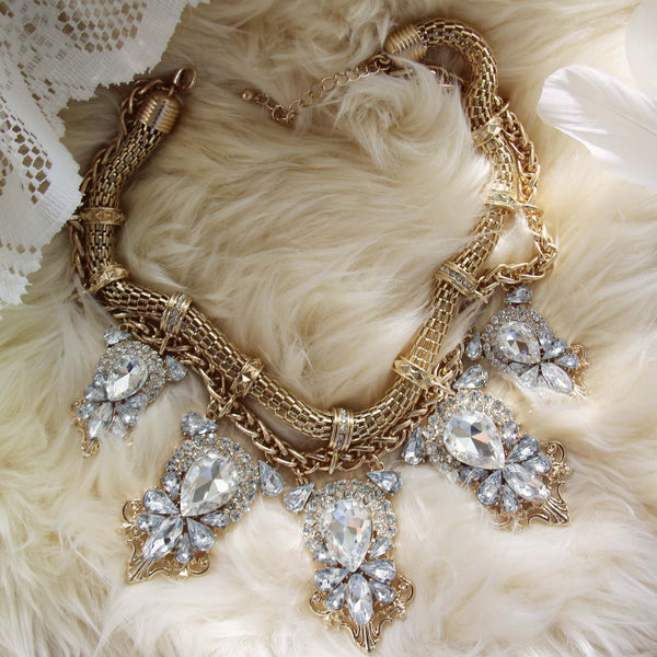 The Cleopatra Necklace: Featured Product Image
