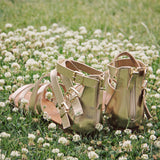 Clover Meadow Sandals: Alternate View #3