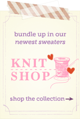 Knit Shop Promo: Featured Product Image