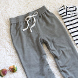 Cool Girl Joggers in Sage: Alternate View #3