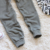 Cool Girl Joggers in Sage: Alternate View #4