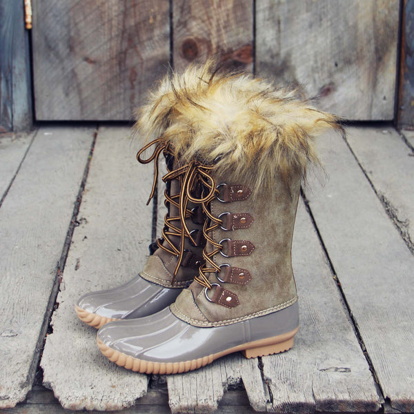 The Copper & Fox Boots: Featured Product Image