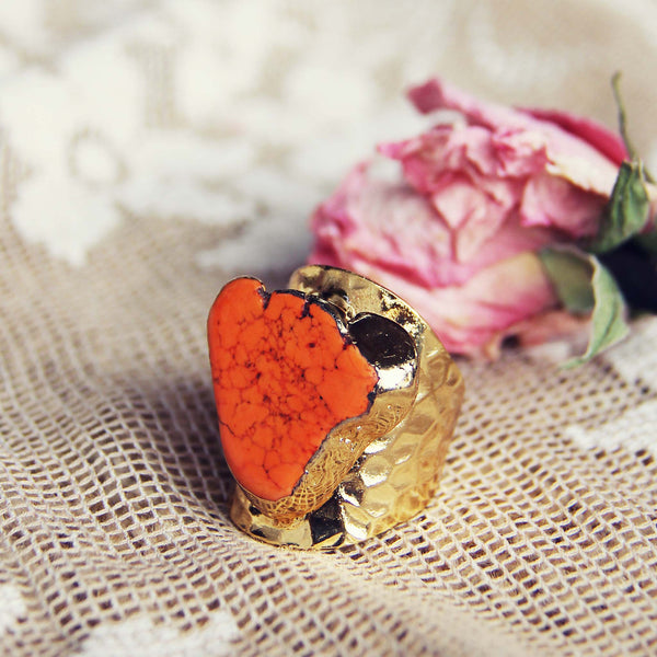 Coral Sands Ring: Featured Product Image