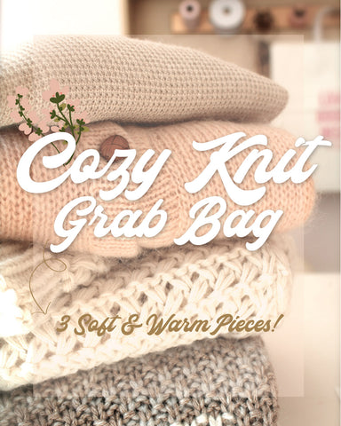 Cozy Knit Grab Bag