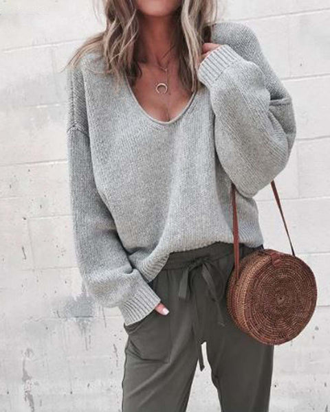 Cozy All Day Sweater: Featured Product Image