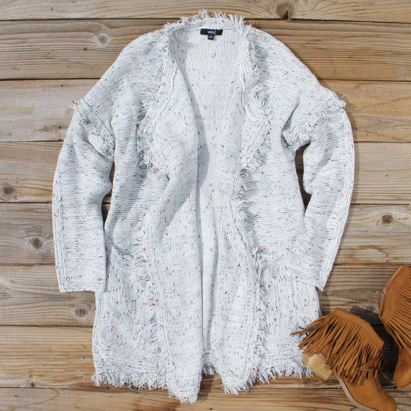 Cozy Confetti Sweater: Featured Product Image
