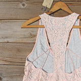 The Cozy Lace Tank: Alternate View #4