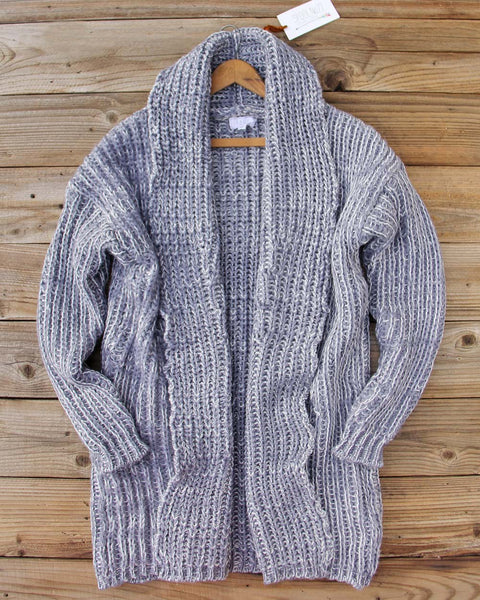 Cozy Mountain Sweater: Featured Product Image