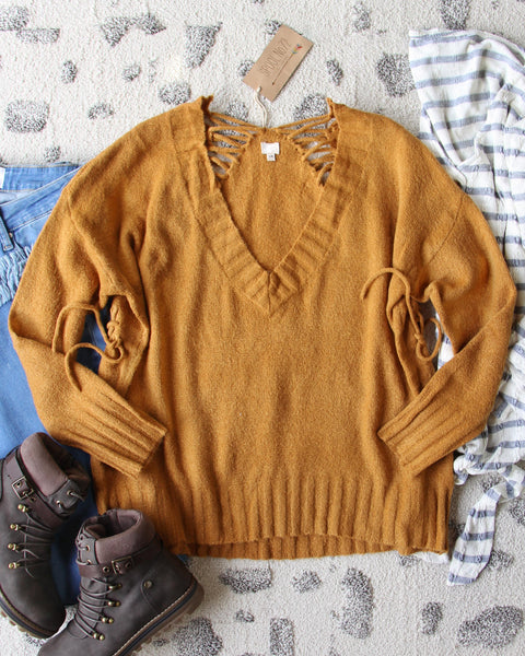 Cozy Nook Sweater: Featured Product Image