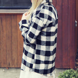 The Cozy Oversized Flannel: Alternate View #4