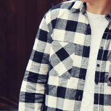 The Cozy Oversized Flannel: Alternate View #3