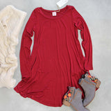 Cozy Pockets Dress: Alternate View #2