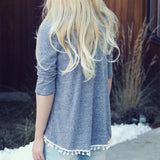 The Pom Pom Tee: Alternate View #3