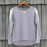 Cozy & Slouchy Sweatshirt: Alternate View #1