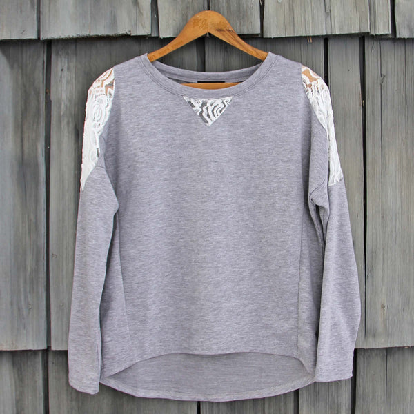 Cozy & Slouchy Sweatshirt: Featured Product Image