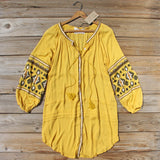 Crystal Springs Tunic Dress (wholesale): Alternate View #2