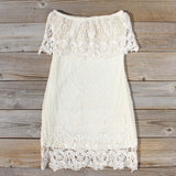 Coyote Lace Dress: Alternate View #2