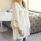Cypress Lace Tunic: Alternate View #3