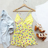 Daisy Sky Romper: Alternate View #3