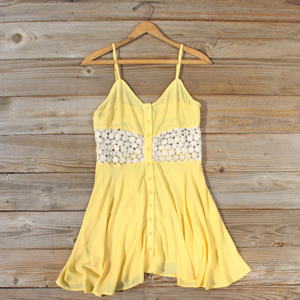 Dandelion & Lace Dress: Featured Product Image