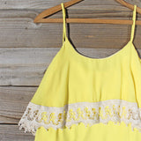 Dandelion Lace Dress: Alternate View #2