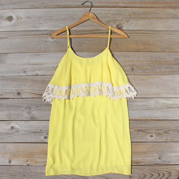 Dandelion Lace Dress: Featured Product Image