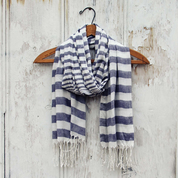 Daydream Stripe Scarf: Featured Product Image