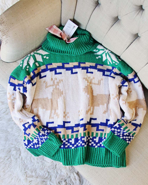 Deer Lake Sweater: Featured Product Image