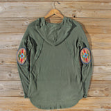 Denver Patch Thermal in Olive: Alternate View #4
