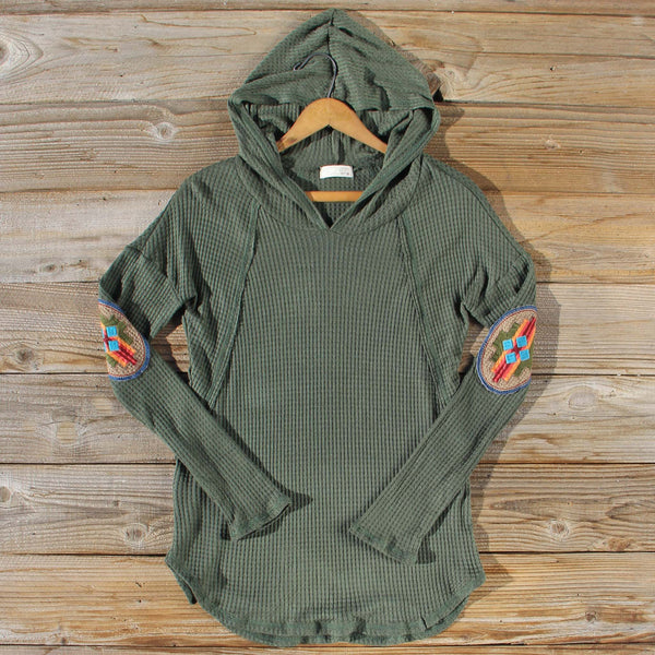 Denver Patch Thermal in Olive: Featured Product Image