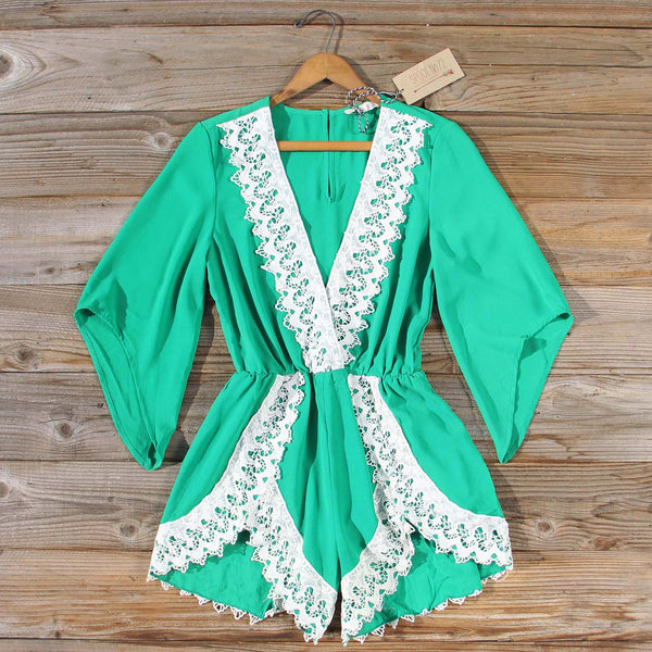 Desert Bloom Romper: Featured Product Image