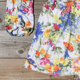 Desert Bloom Romper: Alternate View #3