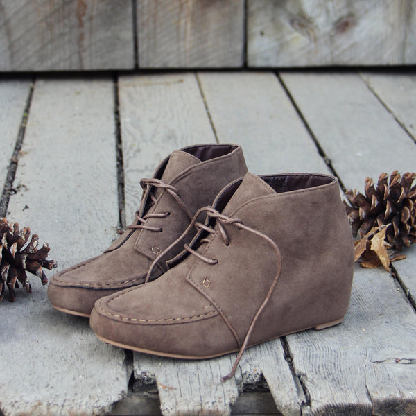The Desert Booties: Featured Product Image