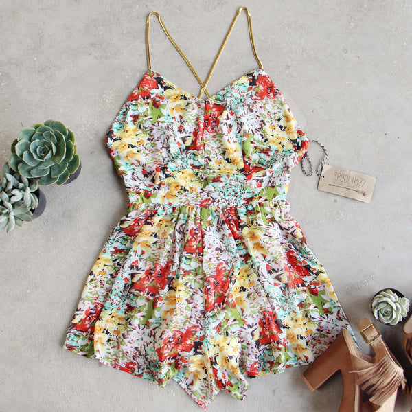 Desert Dream Romper: Featured Product Image