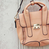 Desert Dweller Tote in Peach: Alternate View #2