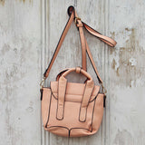 Desert Dweller Tote in Peach: Alternate View #3