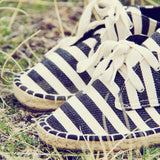 Desert Stripe Espadrilles: Alternate View #2